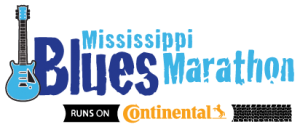mississippi blues marathon logo